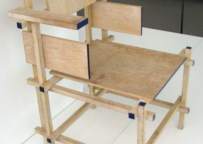 Gerrit_Thomas_Rietveld_-_Dining_Chair_-_1919