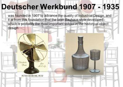 Deutscher+Werkbund+1907+-+1935