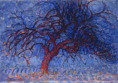 Evening;_Red_Tree