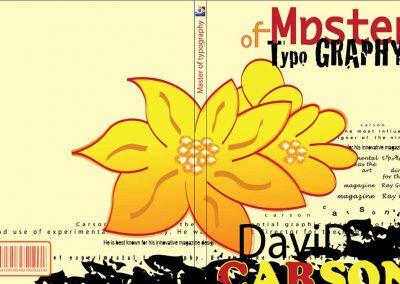 david carson magazine